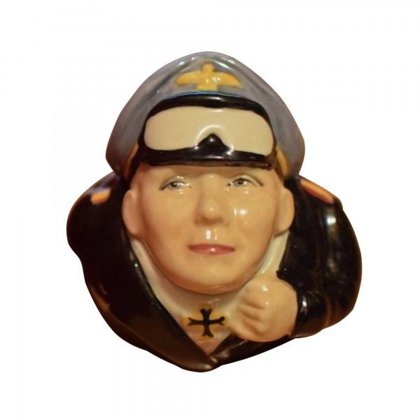 General Rommel - Kevin Francis Face Pot