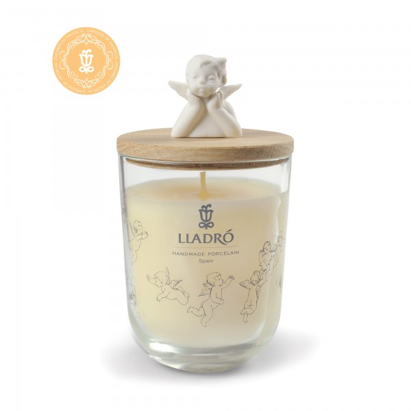Missing You - Gardens of Valencia Candle 1040108 - Lladro