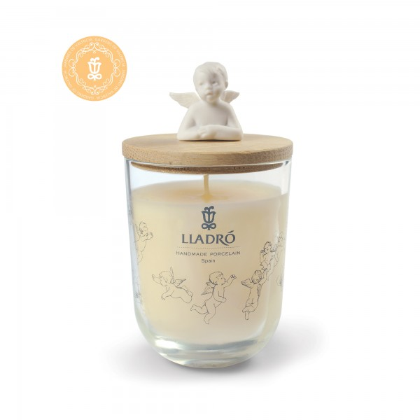 Thinking of You - Gardens of Valencia Candle 1040114 - Lladro
