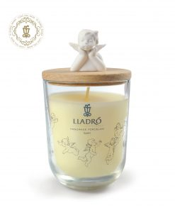 Missing You - I Love You, Mom Candle 1040110 - Lladro