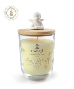 Thinking of You - I Love You, Mom Candle 1040116 - Lladro