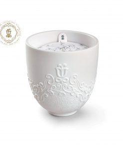 Volutes Candle - I Love You, Mom 1040122 - Lladro