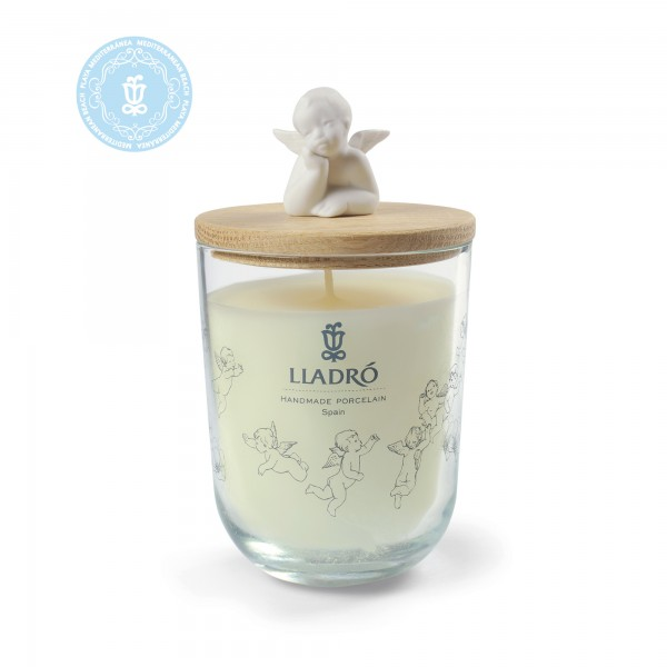 Dreaming of You - Mediterranean Beach Candle 1040112 - Lladro
