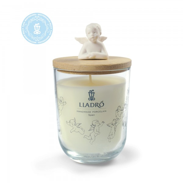 Thinking of You - Mediterranean Beach Candle 1040115 - Lladro