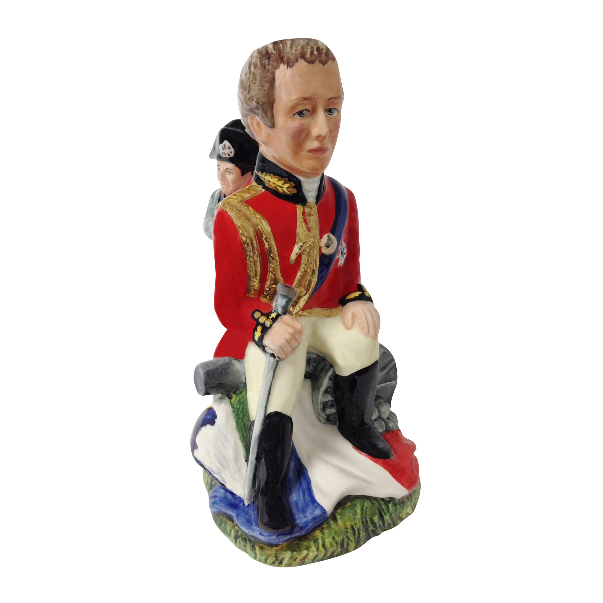 Duke of Wellington Toby Jug - Bairstow Manor Collectables Toby Jug