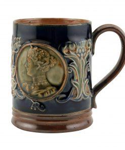 Edward VII & Alexandra - Royal Marriage Stoneware Mug