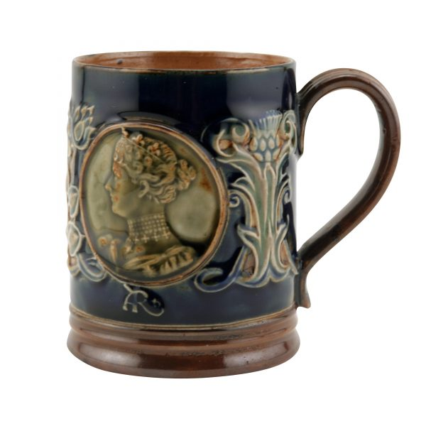 1902 Coronation of Edward VII & Alexandra Mug