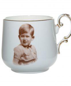 "Paragon Commemorative Cup ""A Souvenir of Prince Charles"""