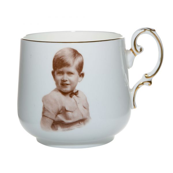 "Paragon Commemorative Cup ""A Souvenir of Prince Charles"""