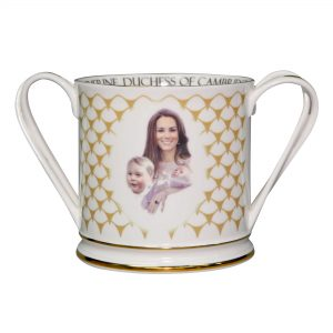 A Mother's Heart is Always with her Children Loving Cup