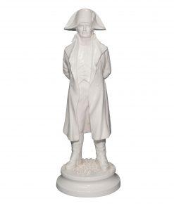 Michael Sutty - Napoleon Bonaparte Figure - White