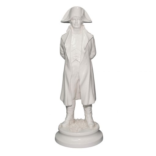 Michael Sutty - Napoleon Bonaparte Figure - White