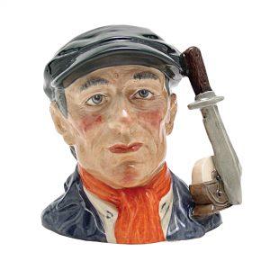 Little Mester - Artist Sample - D6819AS - Large - Royal Doulton Character Jug