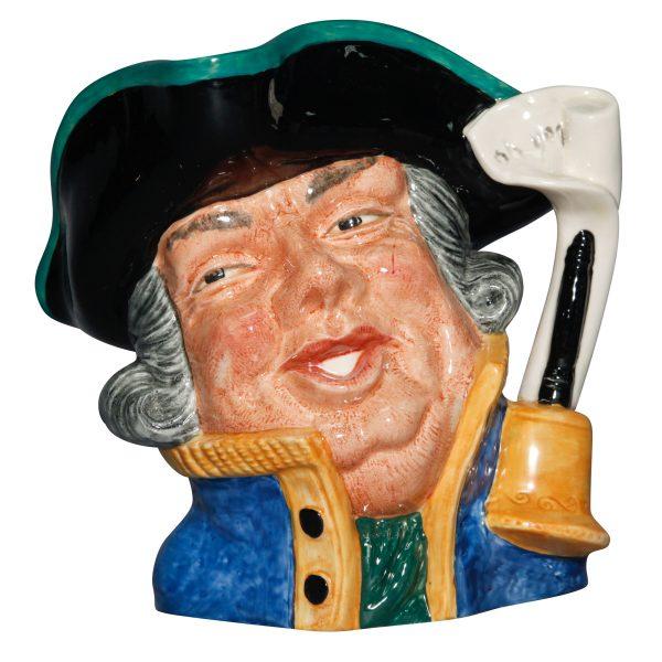 Town Crier - Large - Royal Doulton Character Jug