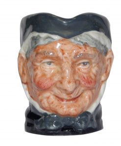 Granny (Bone China) D6520BC - Miniature - Royal Doulton Character Jug