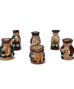 Tiny Tobies - Without Stand - Tiny - Royal Doulton Character Jug