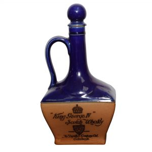 King George IV Bottle