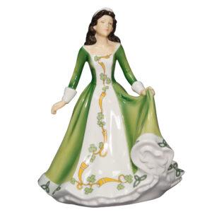 "Ireland ""Irish Eyes"" (Petite) - English Ladies Company Figurine"