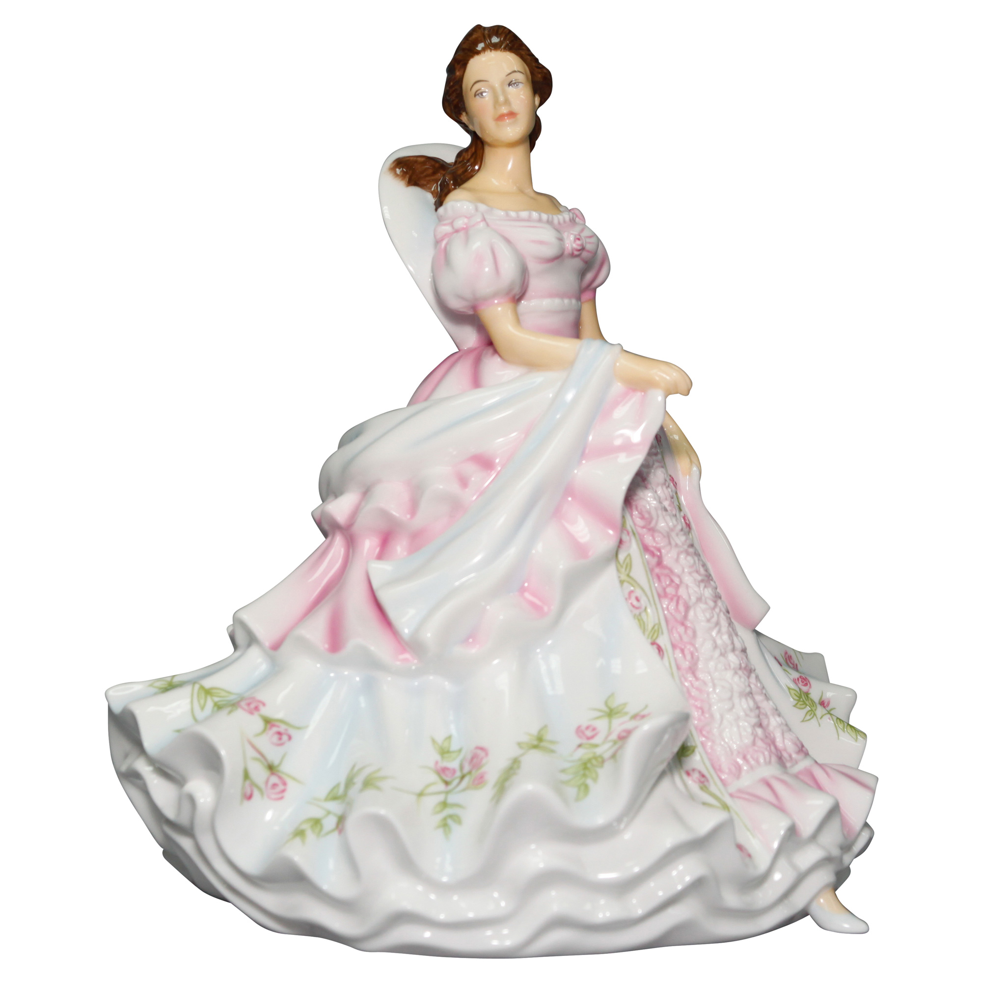 Summer Bouquet - English Ladies Company Figurine