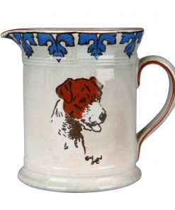 Cecil Aldin Titanian Dog Pitcher