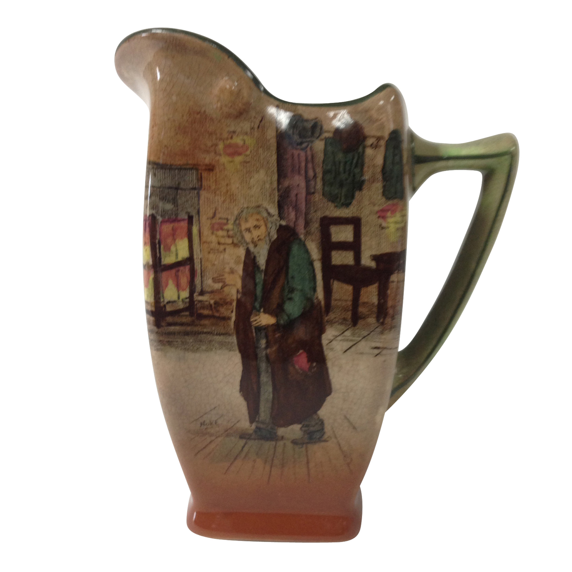 Dickens Fagin Pitcher
