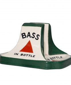 Bass in Bottle Match Holder