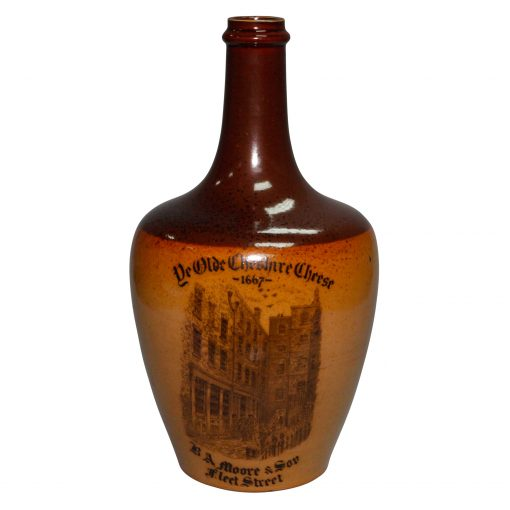 Cheshire Cheese Stoneware Bottle