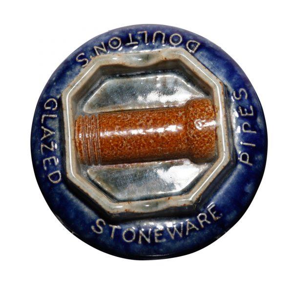 Doulton Stoneware Pipes Ashtray