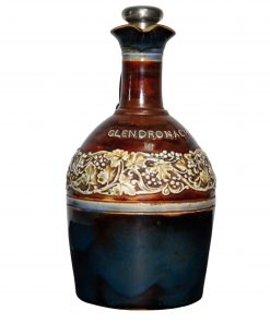 GlenDronach Stoneware Liquor Bottle