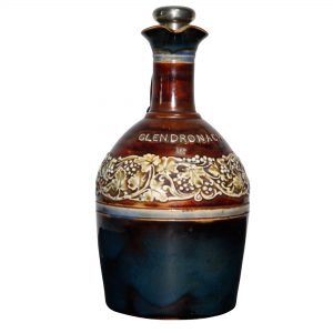 GlenDronach Stoneware Liquor Bottle