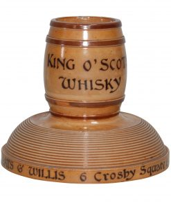 King O' Scots Whisky Match Holder