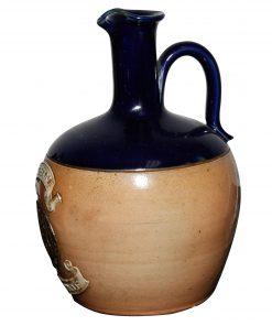 Hudson's Bay Stoneware Liquor Jug