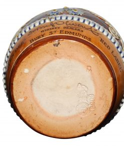Johnny Olivent Whisky Bottle