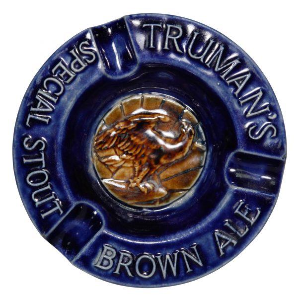Trumans Special Stout Ashtray
