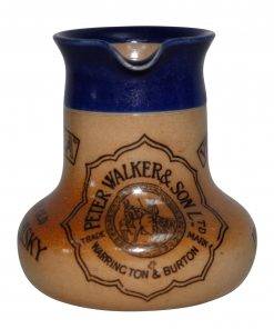 Walker Whiskey Pitcher