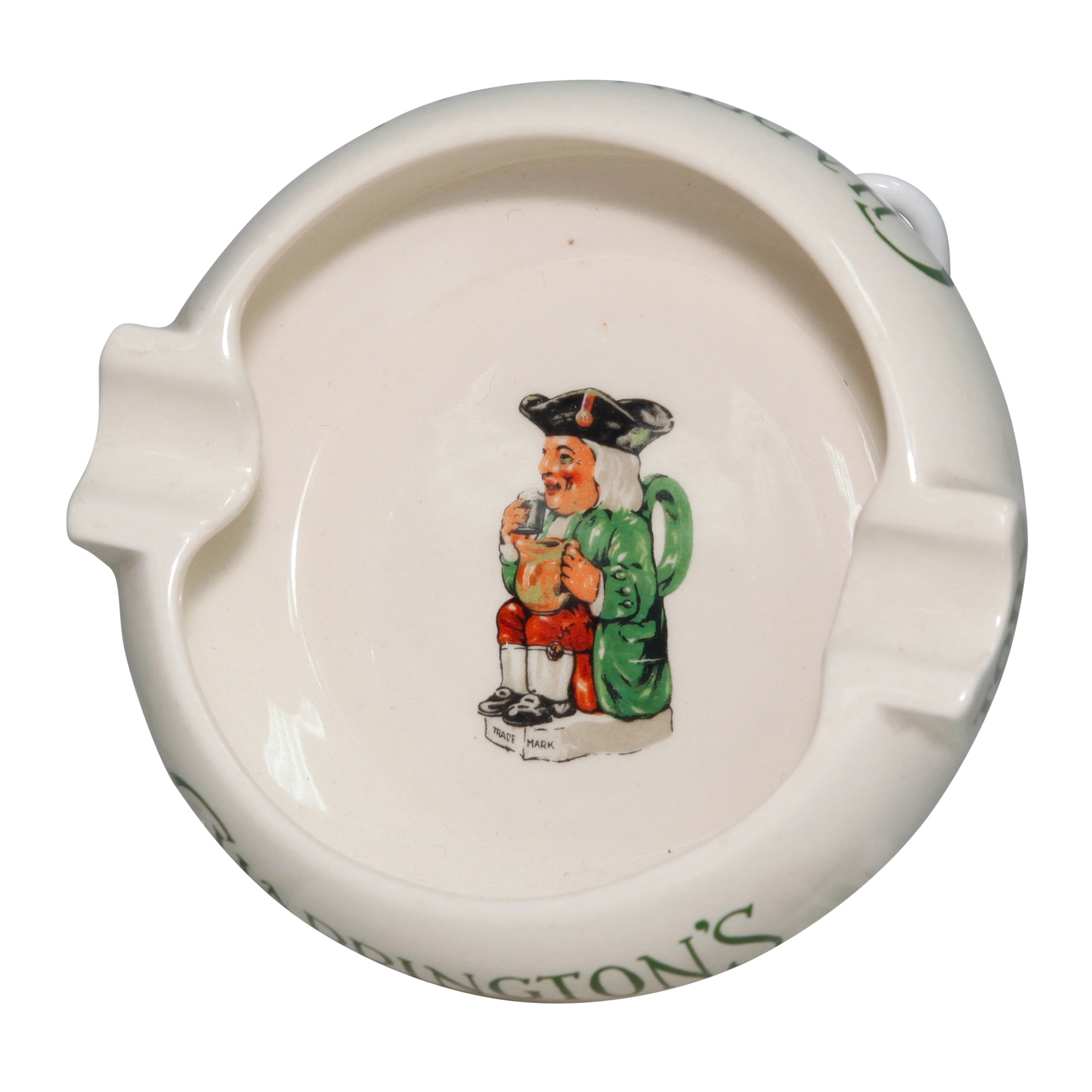 Charrington Toby Ale Ashtray