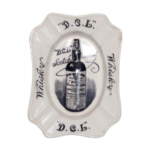 Scotch Whiskey Ashtray