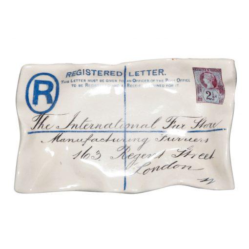 Registered Letter Ashtray