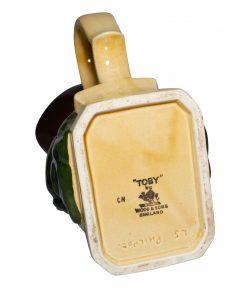 Toby Green Jacket - Wood & Sons Toby Jug