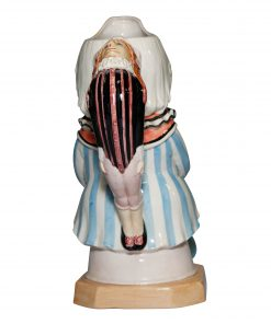 The Clown White Hair - Kevin Francis Toby Jug
