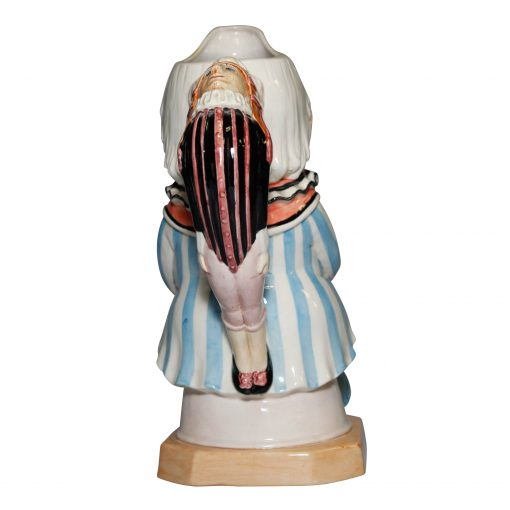 The Clown White Hair - Kevin Francis Toby Jug
