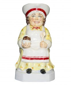 The Cook - Kevin Francis Toby Jug