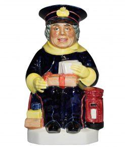The Postman - Kevin Francis Toby Jug