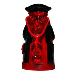 The Doctor Flambe - Peggy Davies Toby Jug