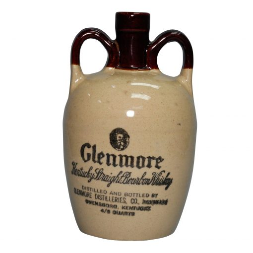 Glenmore Kentucky Straight Bourbon Whiskey Bottle