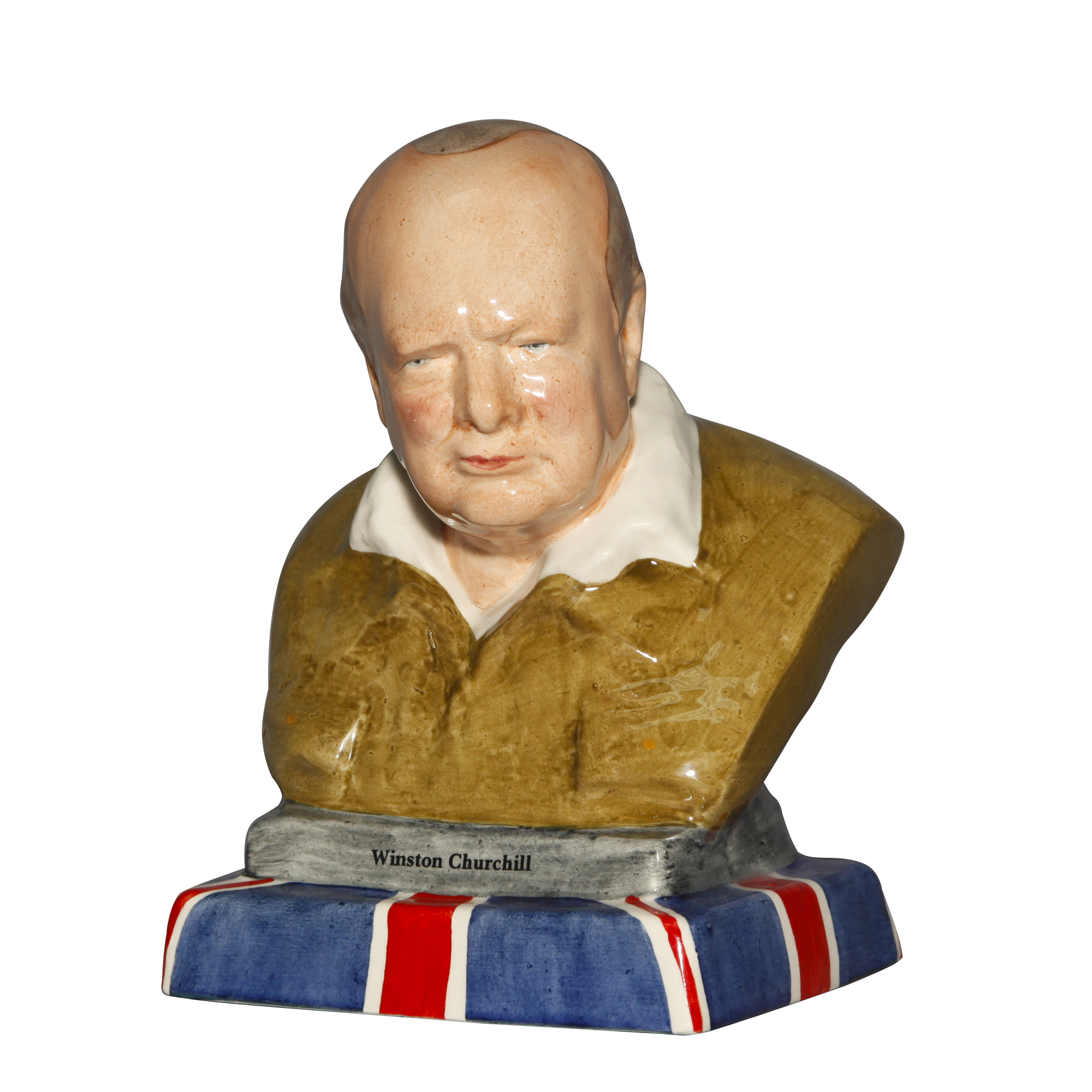 Winston Churchill Large Bust - Bairstow Manor Collectables