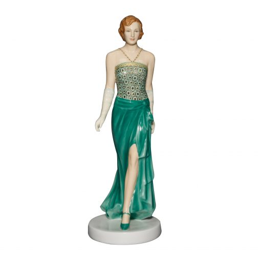 Lady Edith HN5840 - Downton Abbey - Royal Doulton Figurine