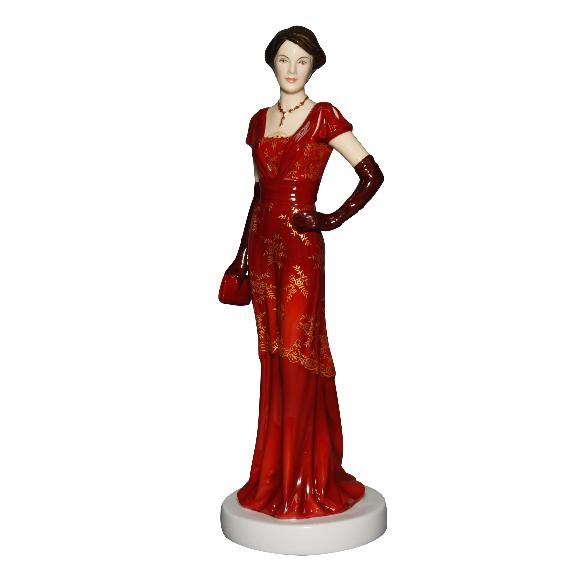 Lady Mary HN839 - Downton Abbe - Royal Doulton Figurine