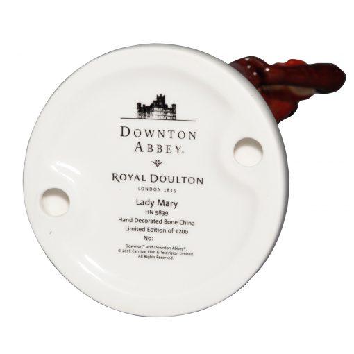 Lady Mary HN839 - Downton Abbe - Royal Doulton Figurine