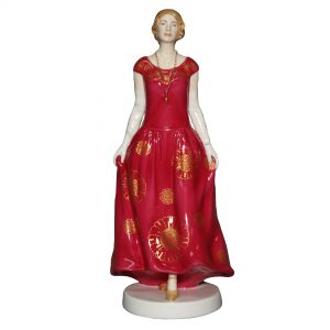 Lady Rose HN5841 - Downton Abbey - Royal Doulton Figurine